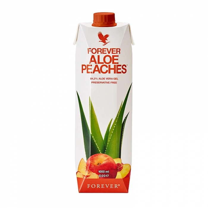 Forever Aloe Bits n´ Peaches